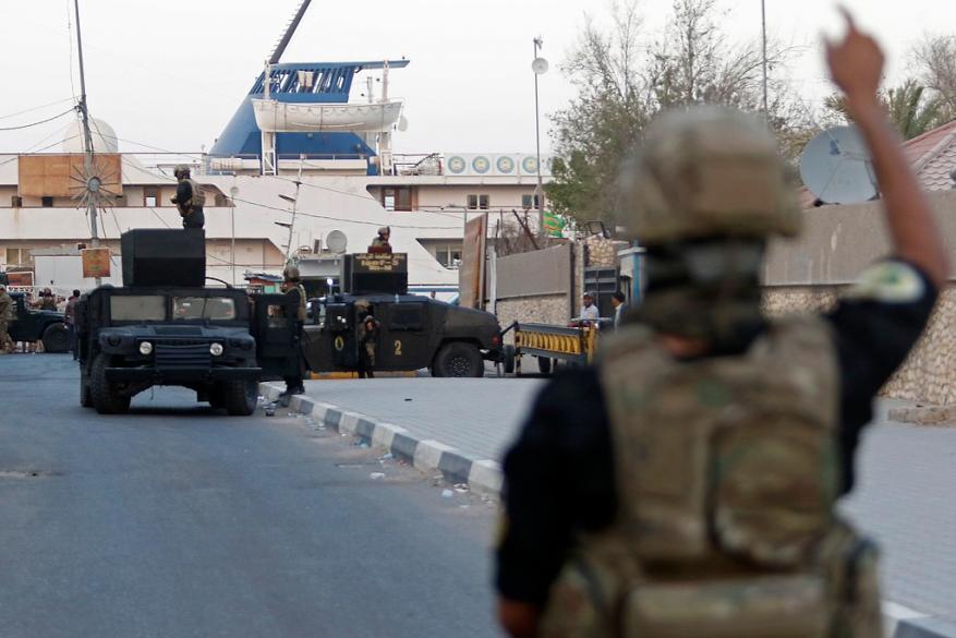 واشنطن تحذر طهران من استهداف الأمريكيين في العراق