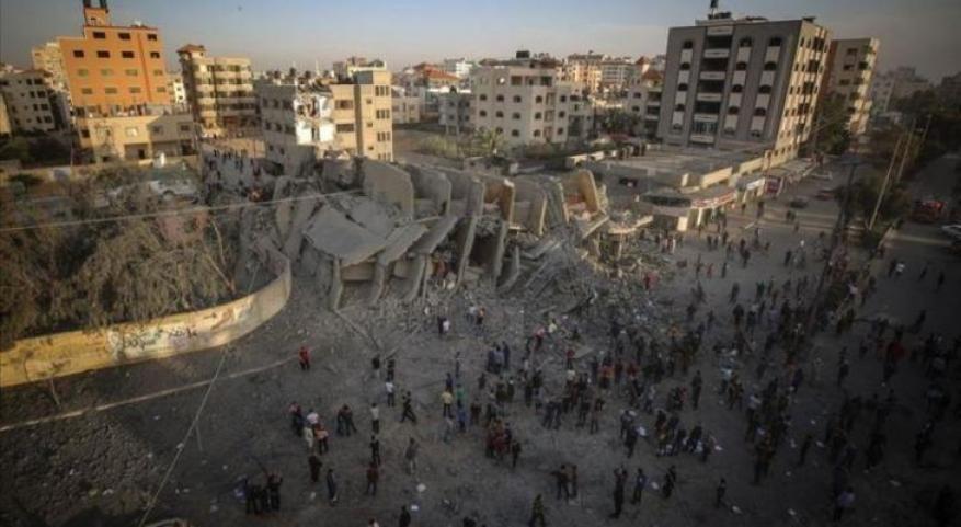 البدء بإعمار 270 وحدة سكنية بغزة دُمرت خلال عدوان 2014