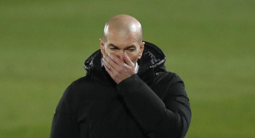 زيدان غاضبا: كان يجب على ريال مدريد القضاء على آمال إلتشي