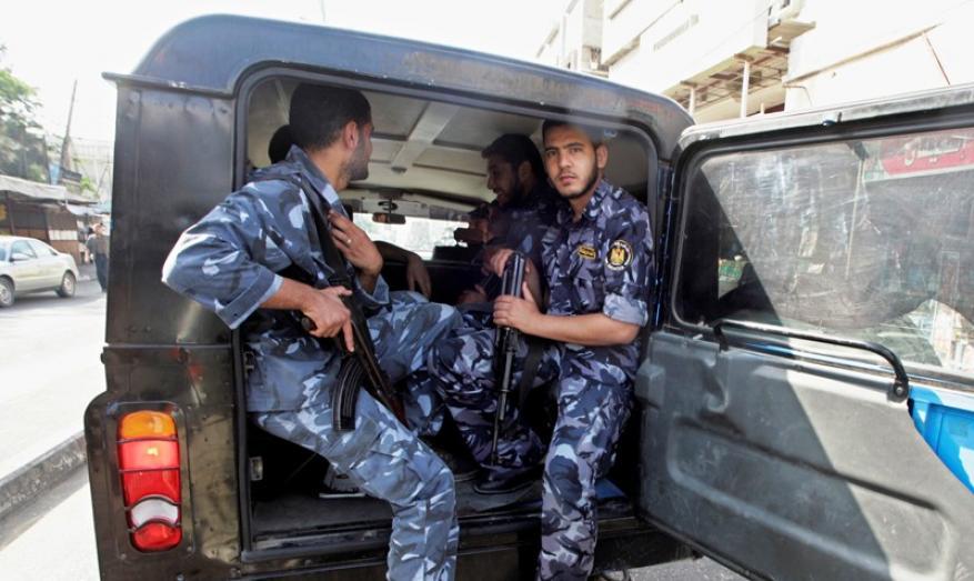 """الشرطة بغزة تُلقي القبض على المشتبه بهما بمقتل المواطن """"الشرباصي"""""""