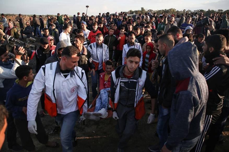 حماس تدعو لاعتماد استراتيجية نضالية قوية لردع الاحتلال ووقف جرائمه بحق المتظاهرين