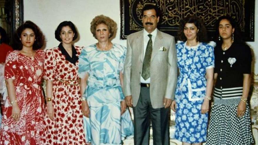 كشفت سرا عن بريطانيا.. حفيدة صدّام حسين: تهديدات بالقتل ما زالت تلاحقنا في كل مكان
