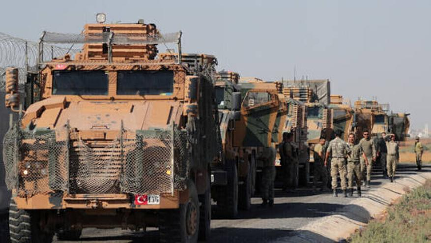 الجيش التركي ينشئ نقاطا عسكرية جديدة في سوريا