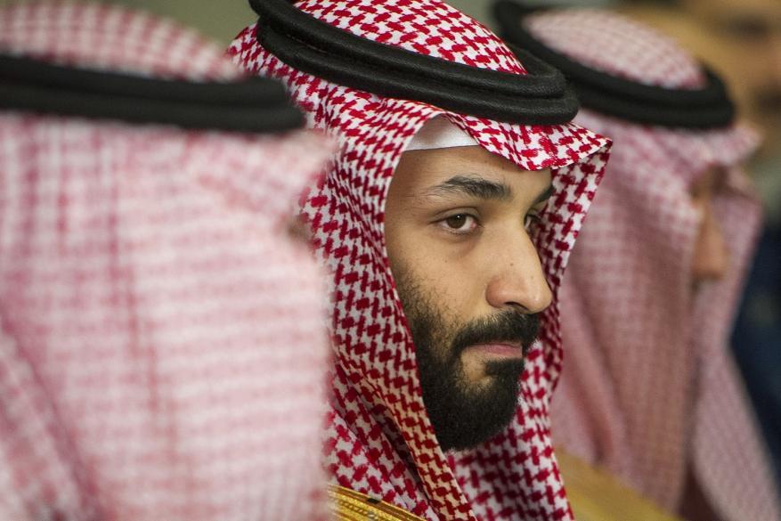 أول ظهور للأمير محمد بن سلمان بعد الهجوم على أرامكو