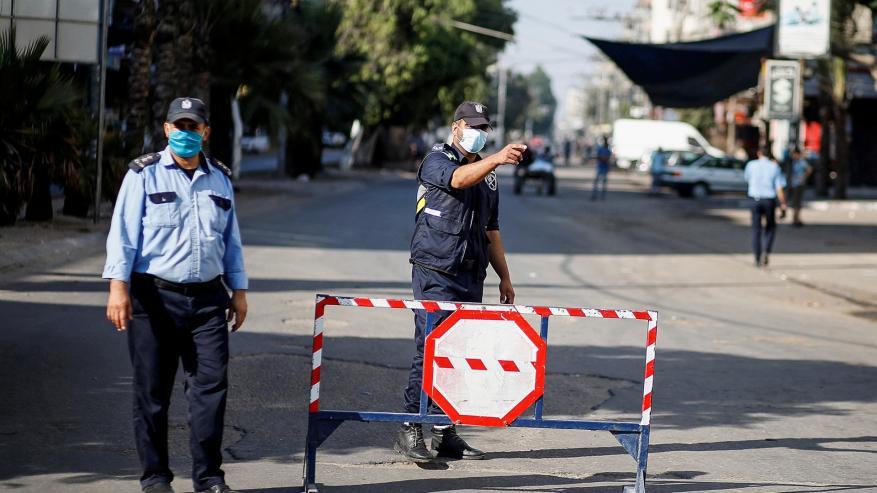 قرارات جديدة من الداخلية بغزة بشأن تفشي فيروس كورونا
