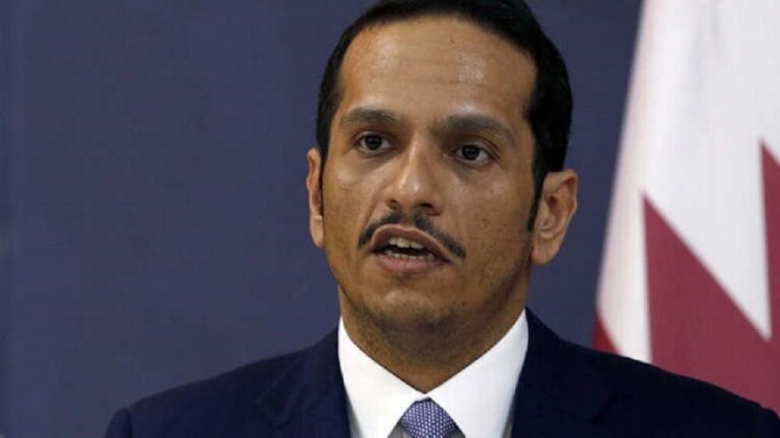 تعليق مفاجئ من وزير الخارجية القطرية بشأن الهجمات الأخيرة على السعودية