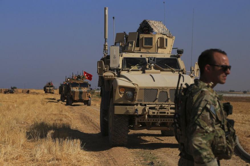 بدء العملية العسكرية التركية في سوريا وقلق أوروبي من تدفق اللاجئين