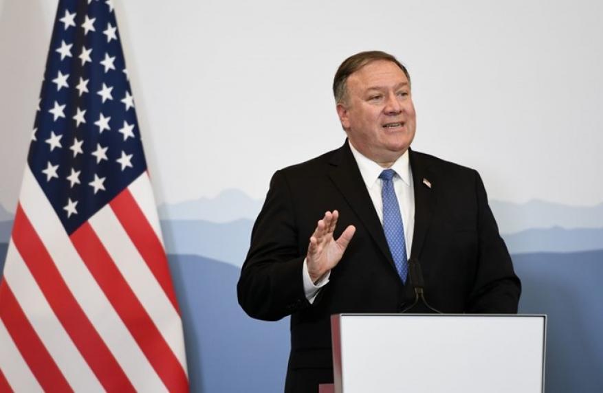 """بومبيو يتهم إيران بالقيام بـ""""أنشطة نووية محتملة غير معلنة"""""""