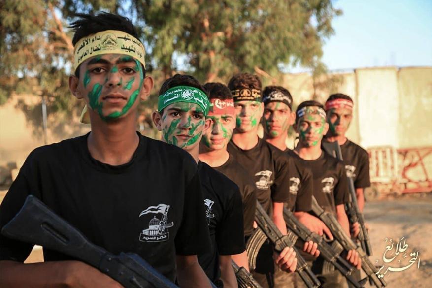 طلائع التحرير .. فتية النصر والتمكين