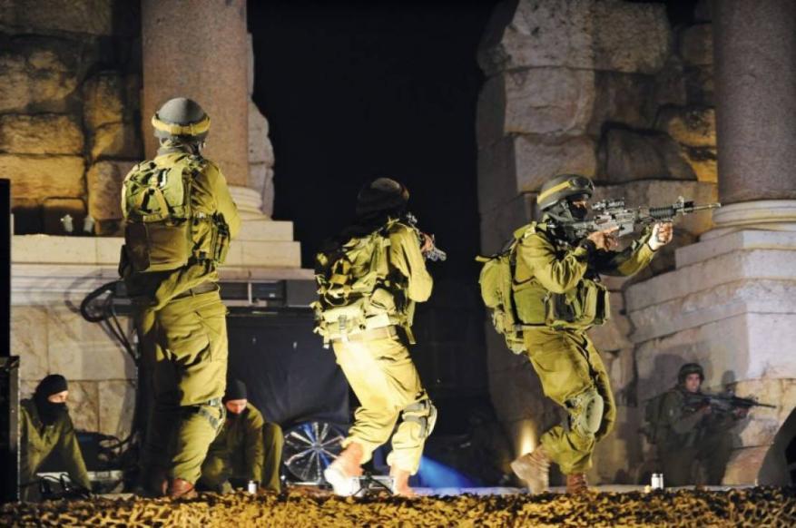 حملة واسعة.. جيش الاحتلال يعتقل 55 فلسطينيًا معظمهم من القدس
