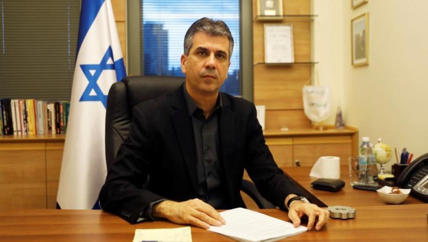 """وزير إسرائيلي: الإطاحة بنظام حماس مصلحة لـ"""" إسرائيل"""" كما هو لسكان غزة"""