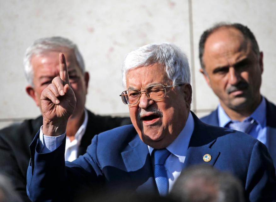 عباس: نتمسك بالثوابت ولا انتخابات بدون القدس وغزة