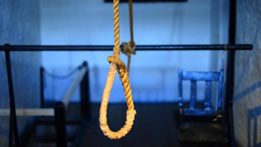 الإعدام شنقًا لمدان بالقتل قصدًا في غزة
