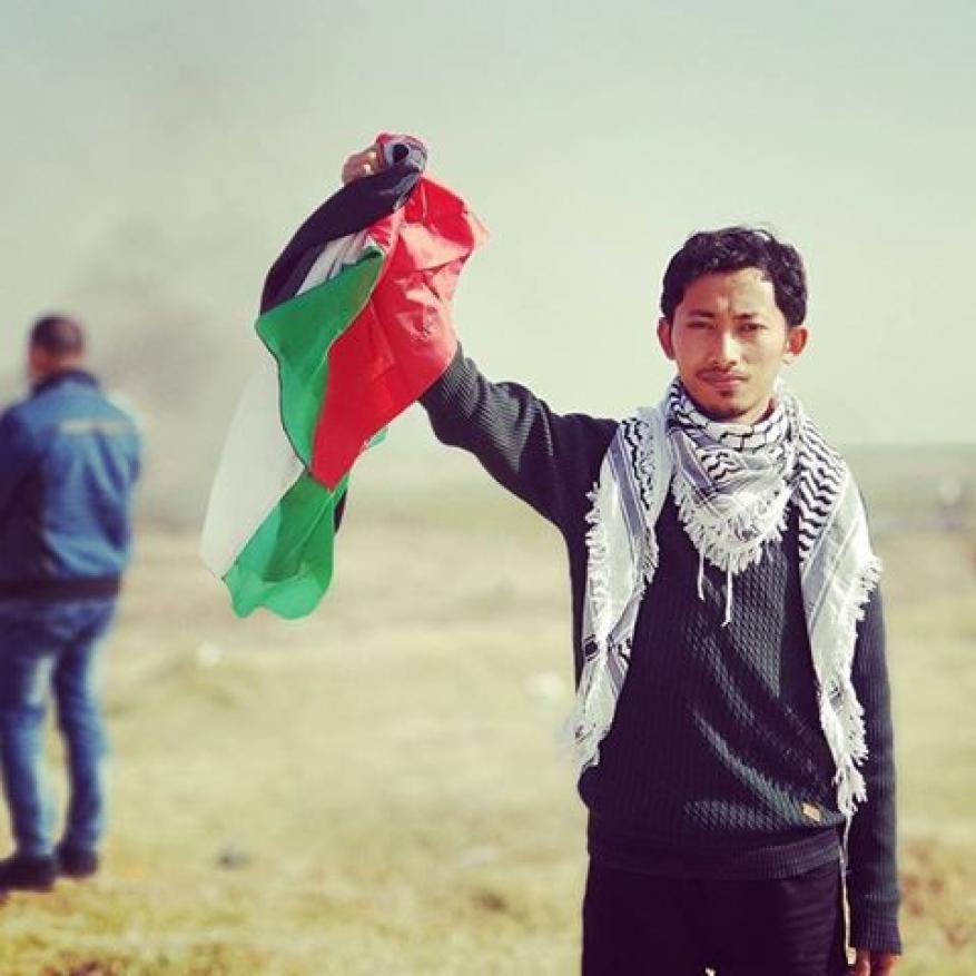 إعلامي إندونيسي في غزة يؤسس وكالة بثلاث لغات لنشر القضية الفلسطينية