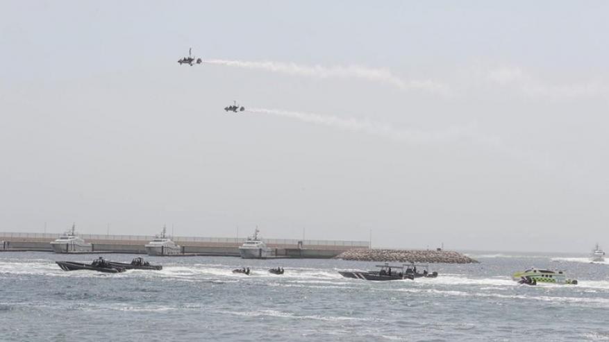 قطر تفتتح أكبر قواعدها لأمن الحدود البحرية قبالة إيران وسط تصاعد التوتر في الخليج