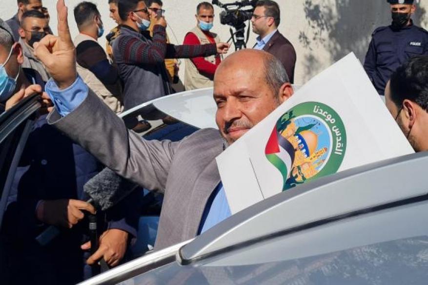 الحـيـة: لن نقبل أن يحدد الاحتلال كيف نجري انتخاباتنا في القدس