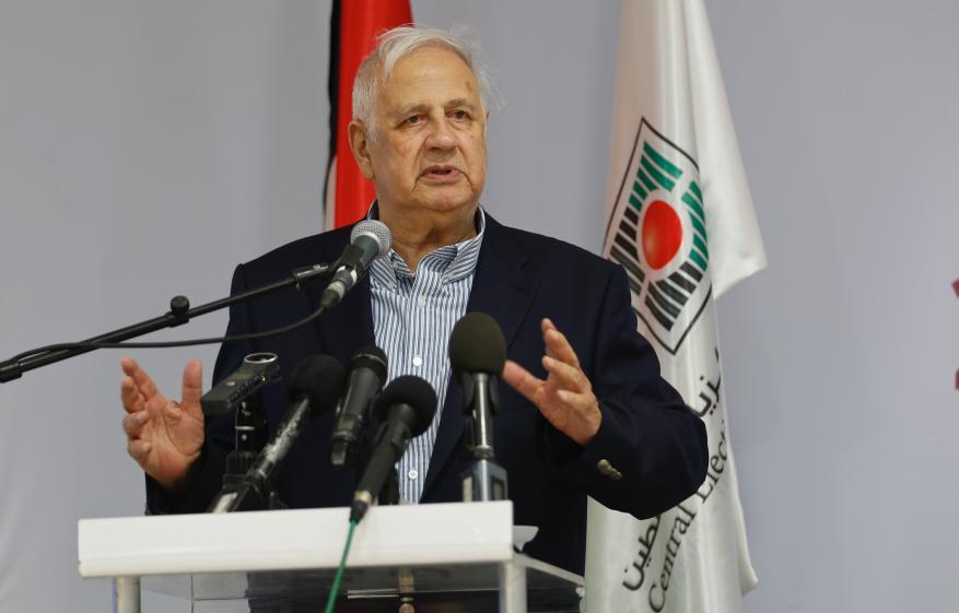 """حنا ناصر يبعث برسالة للنائب العام بخصوص """"شكوى الجرائم الانتخابية"""""""