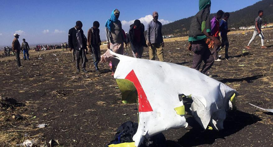 ألمانيا لا تستطيع تحليل الصندوق الأسود للطائرة الإثيوبية المنكوبة