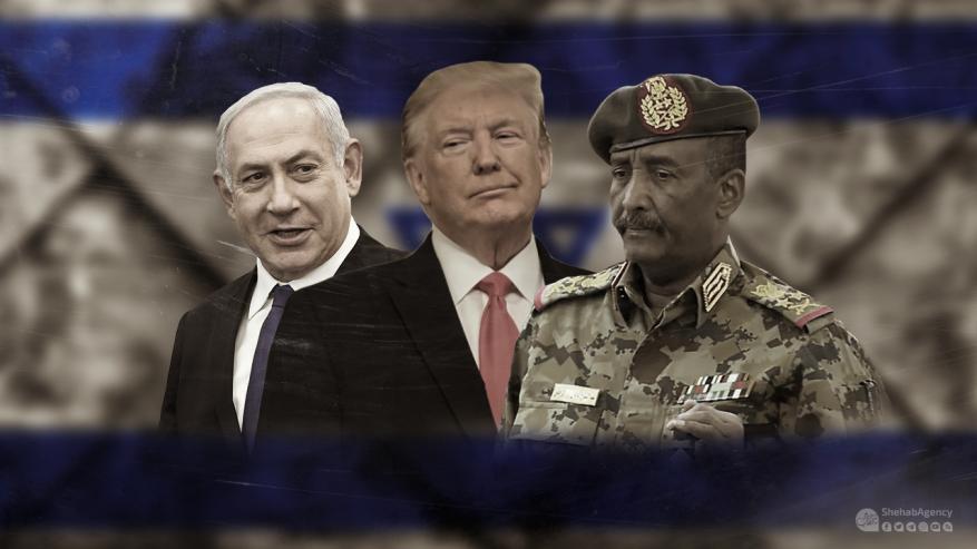 """قناة عبرية: السودان قرر تطبيع العلاقات مع """"إسرائيل"""".. ومجلس السيادة ينفي"""