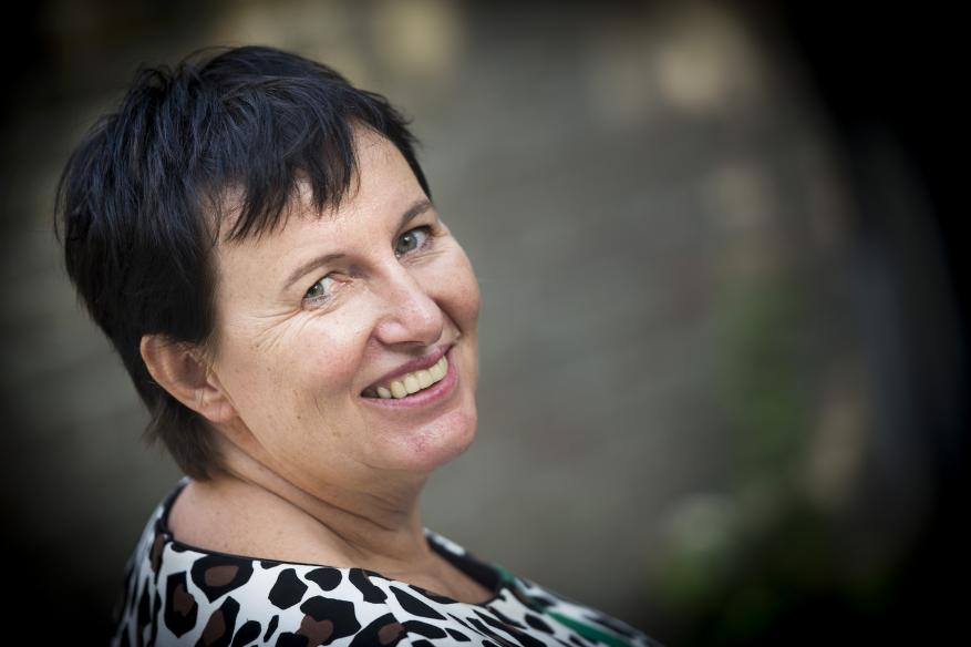 Susanna Terstal European Union's New Special Middle East Representative