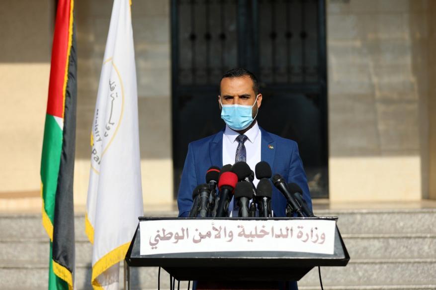الداخلية تدعو للضغط على الاحتلال لوقف عدوانه على شعبنا