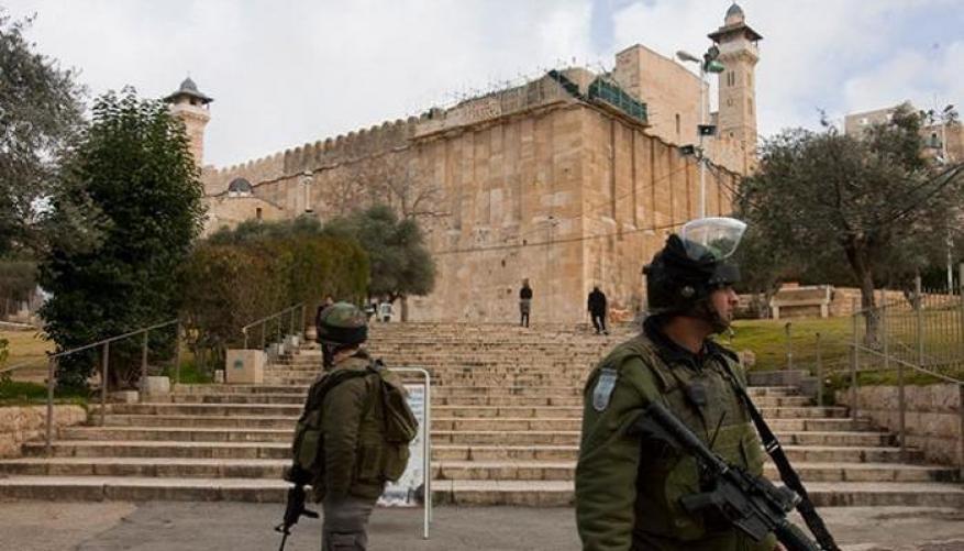 محكمة الاحتلال ترفض طلب تجميد بناء مصعد كهربائي في الحرم الإبراهيمي