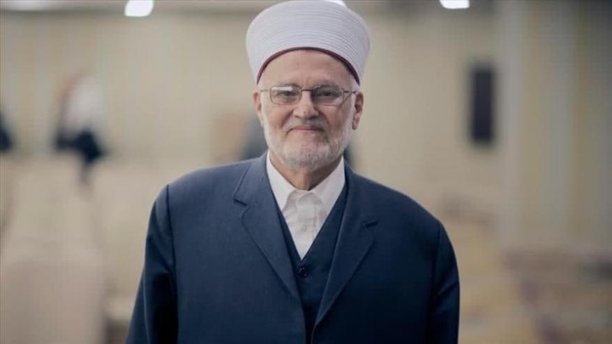 الشيخ عكرمة صبري يدعو المصلين لعدم قطع الاعتكاف بالأقصى بعد ليلة القدر