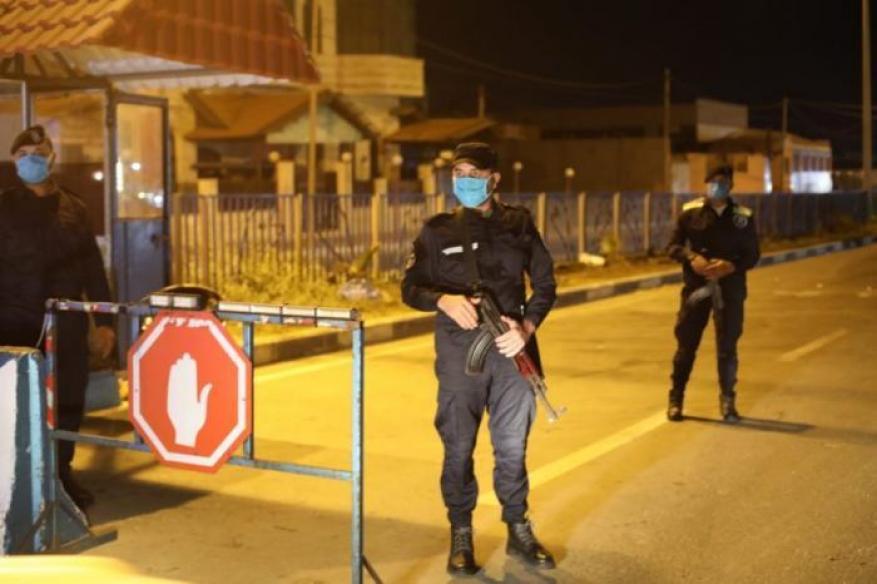 وكيل وزارة الداخلية بغزة يوجّه تعليمات بتشديد متابعة الإغلاق الليلي