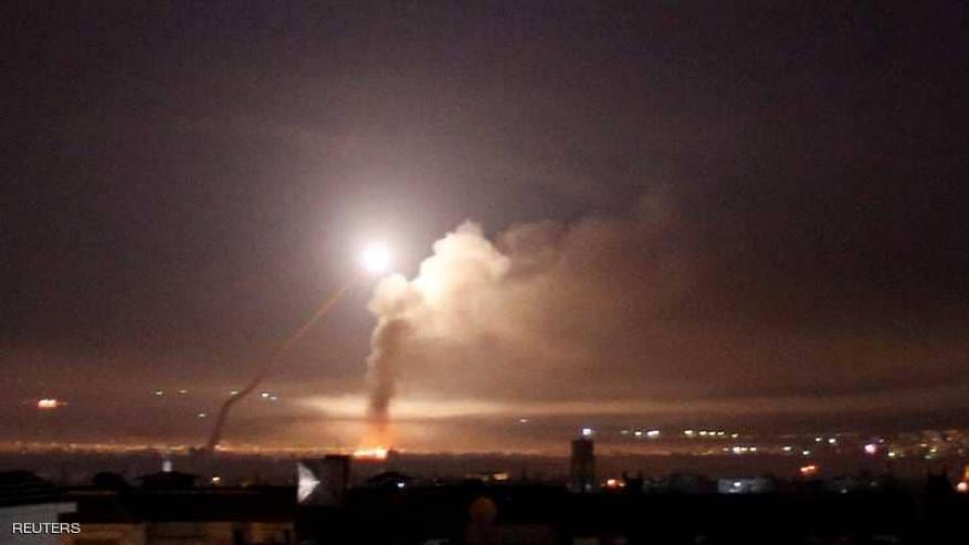 """حماس: العدوان الإسرائيلي على سوريا """"بلطجة"""""""