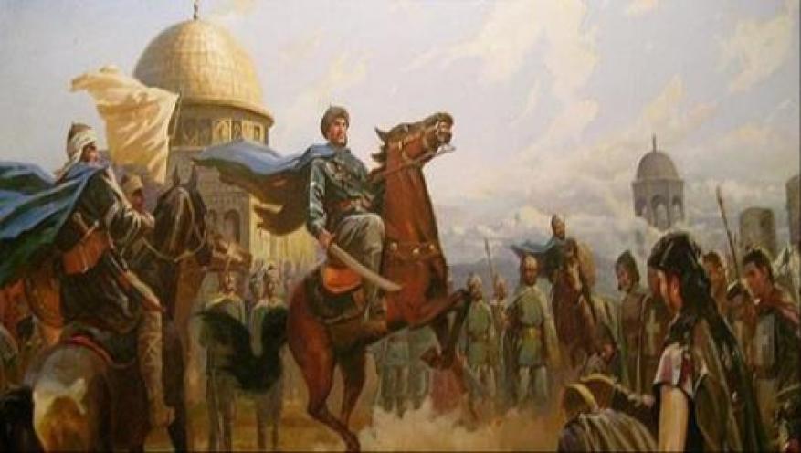 صلاح الدين الأيوبي ومعركة حطين الفاصلة