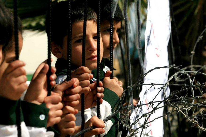توقف عن خنق غزة