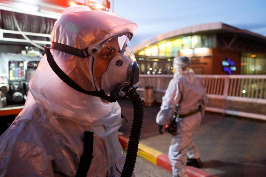الاحتلال يعلن عن حالة وفاة ثالثة بفيروس كورونا