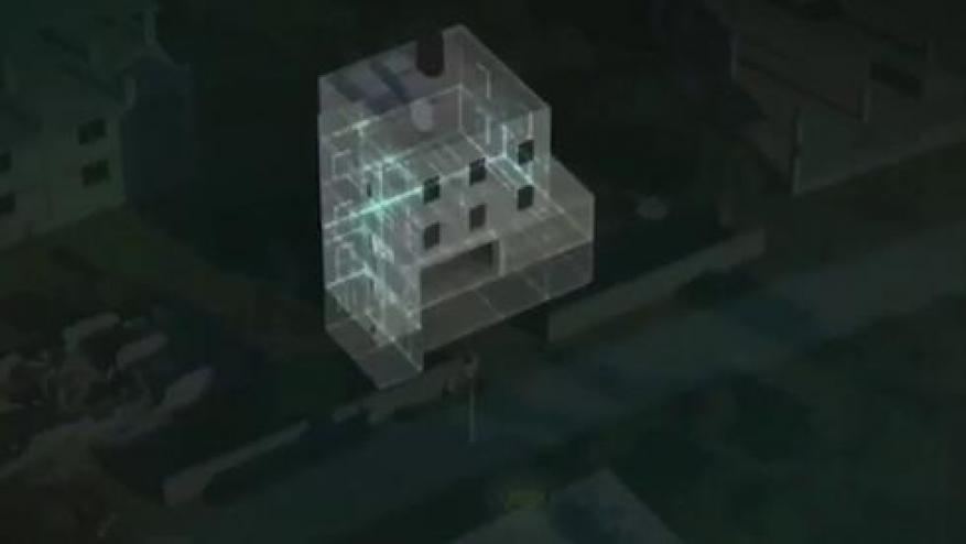 الكشف عن قلعة تحت الأرض لكشف أسرار العدو