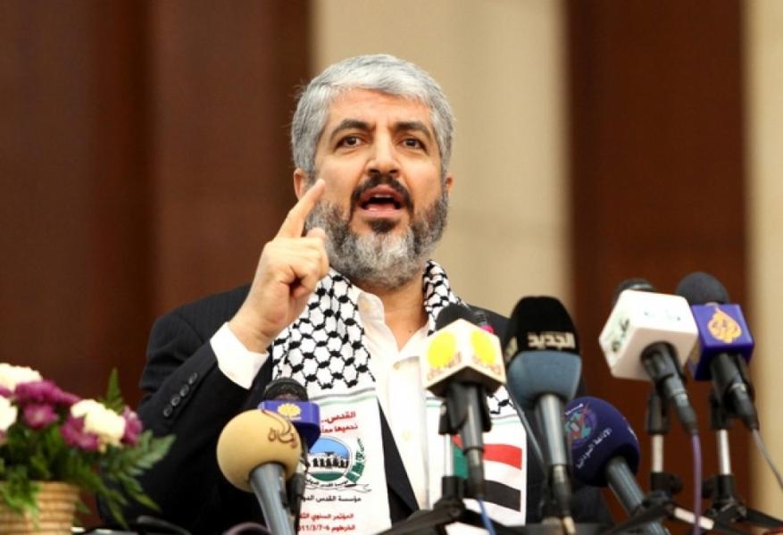 مشعل: سنجبر الاحتلال على الإفراج عن الأسرى
