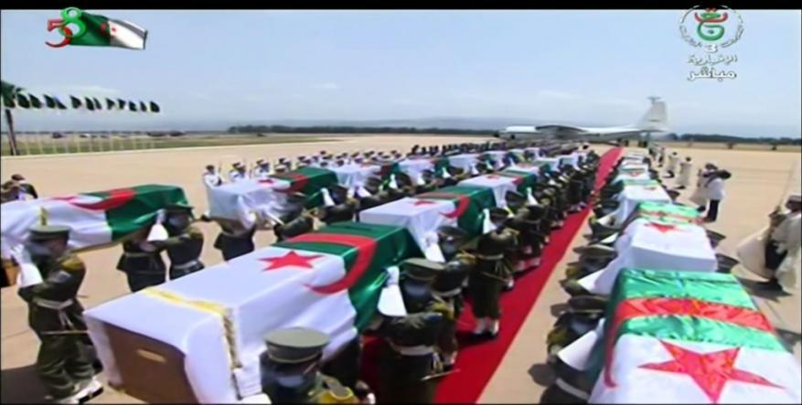 حماس تعلق على عودة رفات شهداء جزائريين من فرنسا بعد 170 عاماً