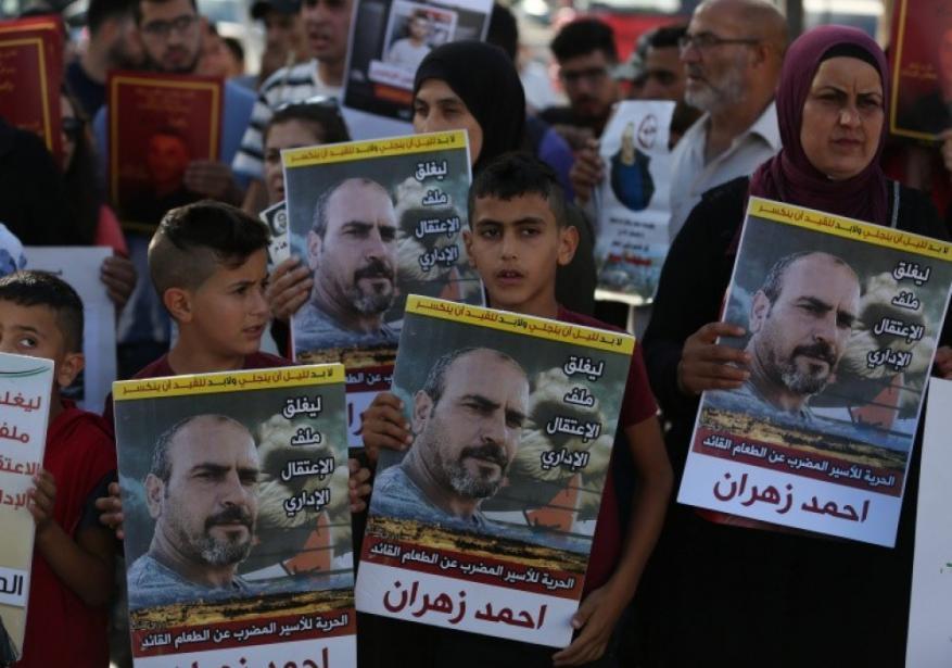 بعد 113 على الإضراب.. الأسير زهران ينتصر على سجانه وينتزع قرار الإفراج عنه