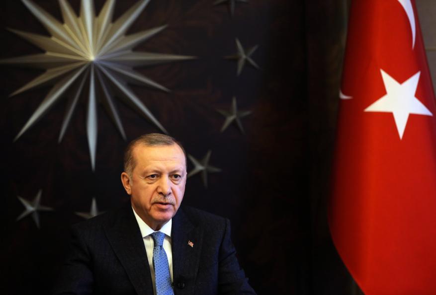 """أردوغان يدعو العالم إلى التحرك """"بسرعة"""" لمواجهة كورونا"""