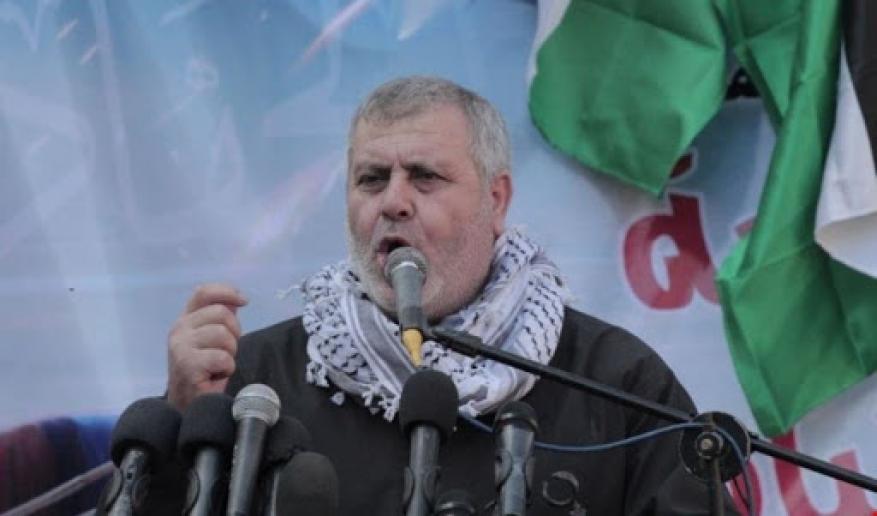 البطش يدعو السلطة لإنهاء الاجراءات العقابية على غزة واستئناف جهود الوحدة