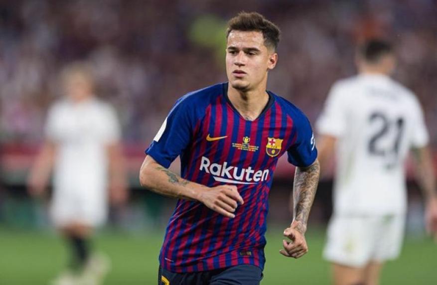 كوتينيو يصدم ناديه السابق برشلونة بقرار غير متوقع
