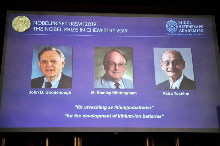 3 علماء يفوزون بجائزة نوبل في الكيمياء