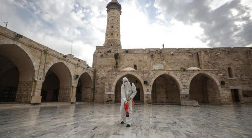 قرارات جديدة بشأن استمرار إغلاق مساجد في غزة