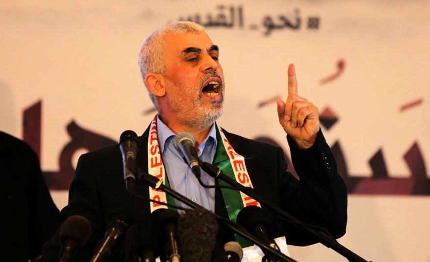 بالفيديو.. السنوار: سنكسر جيش الاحتلال إذا ما دخل قطاع غزة