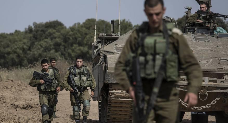 مناورات عسكرية إسرائيلية شرق وسط وجنوب قطاع غزة