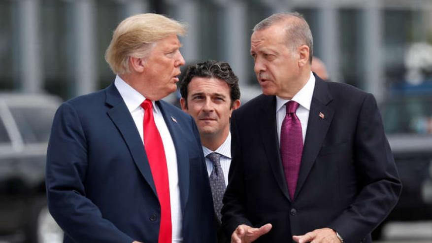 """ترامب لأردوغان بعد أن فاجأه بخصوص """"باتريوت"""": هل أنت جاد فيما تقول؟"""