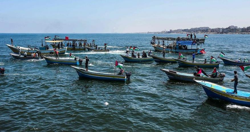 Fifth anti-siege trip in Gaza waters to kick off on Sunday