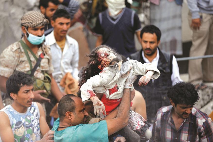 الأمم المتحدة: طفل يموت كل 10 دقائق بحرب اليمن