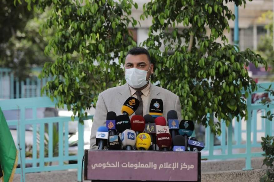 القدرة لشهاب: تم كسر حدة انتشار كورونا في قطاع غزة وانخفاض الإصابات مؤشر إيجابي