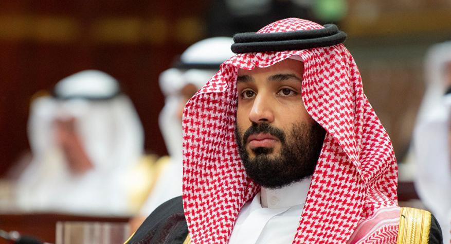 """لم يكن غاضبا""... هكذا رد محمد بن سلمان على سؤال بشأن ""مقتل خاشقجي"""