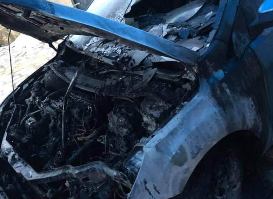 هيئة الأسرى تطالب السلطة بملاحقة من أحرقوا سيارة زوجة أسير بطولكرم