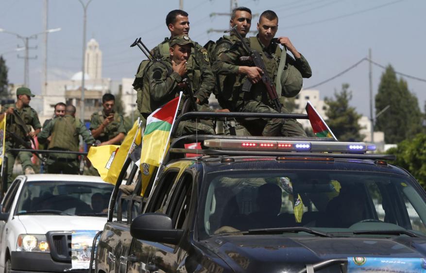 5 إصابات في اشتباكات بين مواطنين وأجهزة أمن السلطة في جنين